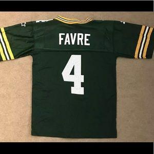 Brett Favre Packers Jersey
